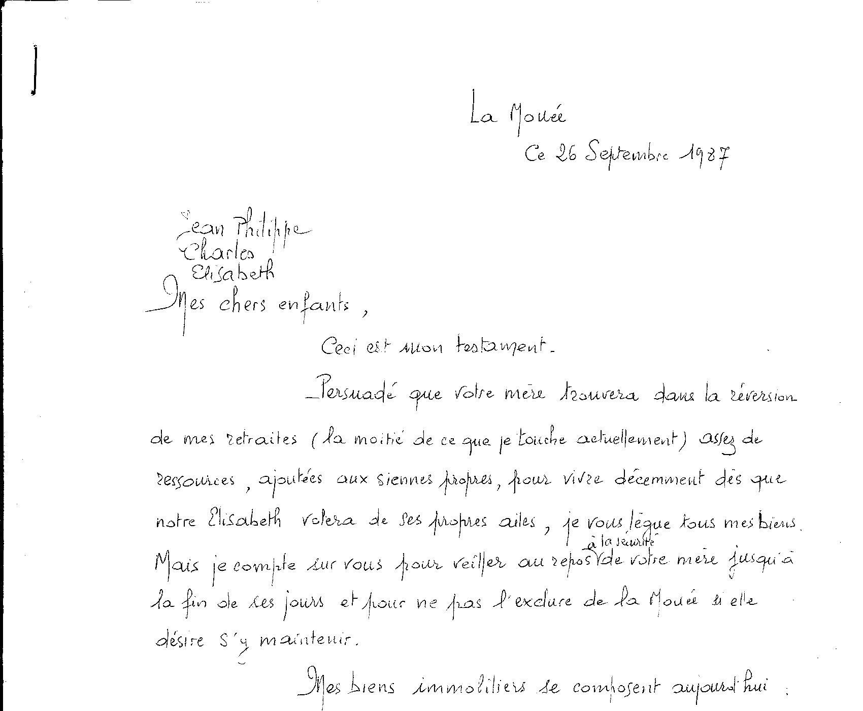 Attestation Sur L Honneur Bon Pere De Famille